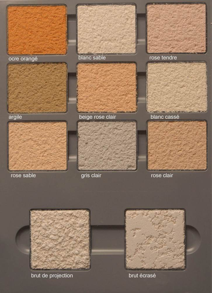 Nuancier couleur sable id es de design d 39 int rieur - Nuancier couleur facade maison ...